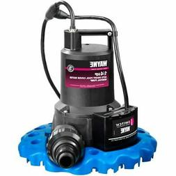 1/4 HP 3000 GPH Pool Cover Water Removal Pump