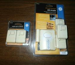 1 NEW GE Personal Alarm Kit for Windows & Doors #51107 & Ext