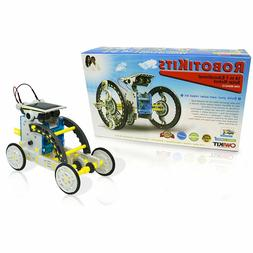 OWI 14 in 1 Solar Powered Robot Kids Building Assembly Play