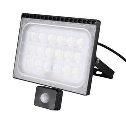 100w led flood light outdoor ultrathin warm