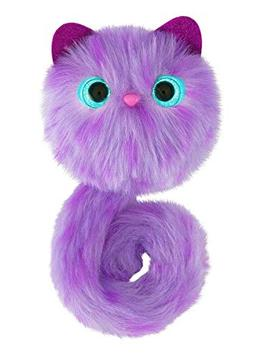 Pomsies 1884 Speckles Plush Interactive Toys, One Size, Purp