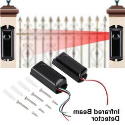 1Pair Infrared IR Detector Beam Safety Sensor for Automatic