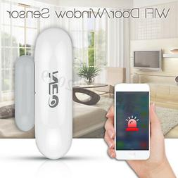 2.4G WIFI Smart Door Window Sensor Wireless Alarm Security F