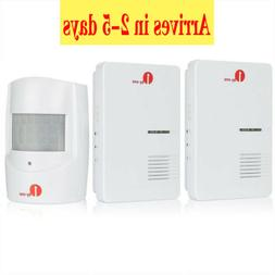 36 Chimes LED Portable 100M Wireless Digital Doorbell Chime