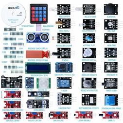 ELEGOO 37-in-1 Sensor Module Kit for Arduino Project