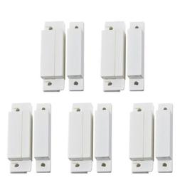 5 Pairs MC-31 Wired Window Door Sensor Magnetic Switch For A