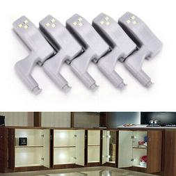 6 LED Cabinet Light PIR Kitchen Wardrobe Cupboard Closet Mot
