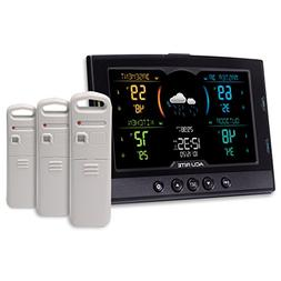 AcuRite 02083M Home Temperature & Humidity Station with 3 In