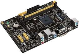 Asus DDR3 1600 AMD Socket AM1 SATA Motherboard