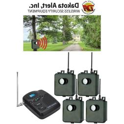 Dakota Alert MURS Wireless Motion Detection Kit, Base Statio