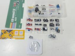 Elegoo EL-KIT-000 37-in-1 Sensor Module Kit for Arduino UNO
