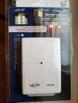 Skylink VS-433W Glass Door Window Vibration Security Alert A