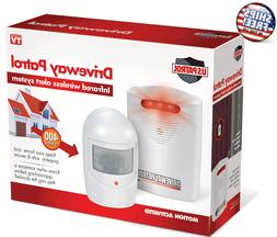 Trademark Commerce-Driveway Patrol Infrared Wireless Home Se