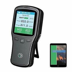air quality monitor formaldehyde detector pollution meter