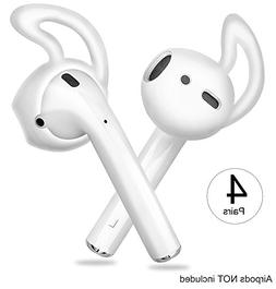 Ear Hooks Covers Accessories Tips Compatible with Apple Airp