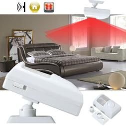 Alarm System Siren Security with Motion Sensor and Remote Wi