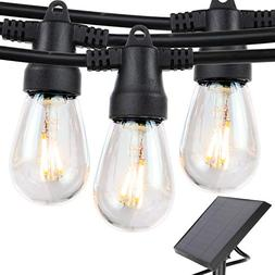 Brightech Ambience Pro - Waterproof Solar LED Outdoor String