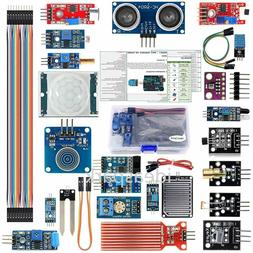 Arduino Kit 22 in 1 Sensor Modules Kit UNO R3 Raspberry Pi
