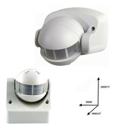 body ir light lamp motion sensor switch