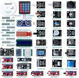 Computer Single Board Upgraded 37 Sensor Modules Kit Tutoria