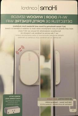 iHome Control Wifi Door/Window Sensor Remotely Control and M
