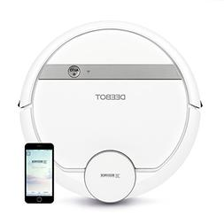 ECOVACS DEEBOT 900 Smart Robotic Vacuum for Carpet, Bare Flo