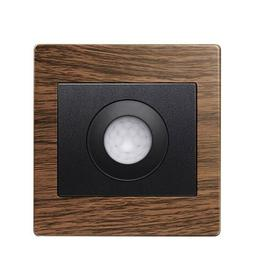 Delay Motion Sensor Light Switch Smart Home Wood Grain Led I