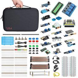 HSU Development Kit for Raspberry Pi 3 and Arduino with 16 D