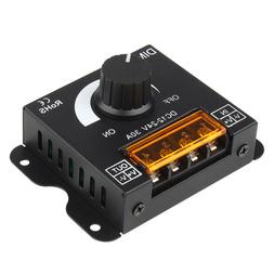 SUPERNIGHT® Dimmer Knob ON/OFF Switch PWM 0%-100% for DC 12