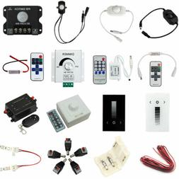 Dimmer/Remote/Connector/Wire Accessories for 2-Pin Single Co