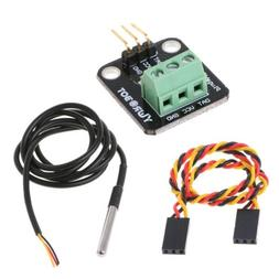 DS18B20 Thermometer Temperature Sensor Probe Module For Ardu