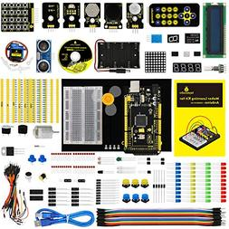 KEYESTUDIO Mega 2560 Starter Kit for Arduino, STEM Education