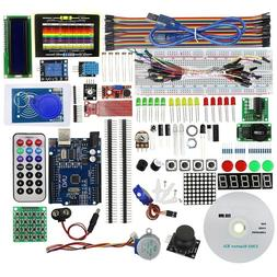 Electronic Starter Kit Arduino R3 RFID Learn Basic Component