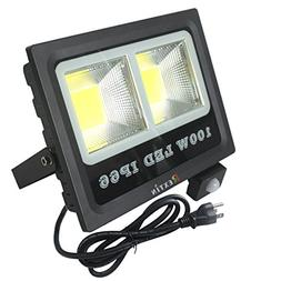flood lights motion sensor pir