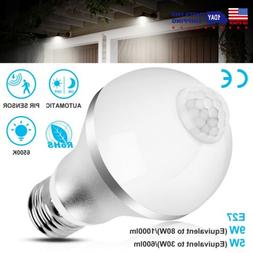 indoor outdoor motion sensor light bulb motion