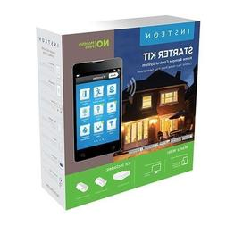 Insteon Home Security System Starter Kit Hub and On Off Modu