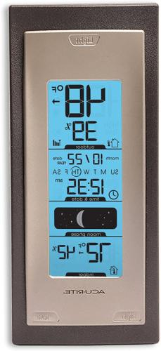 AcuRite 00592A4 Wireless Thermometer with Sensor New