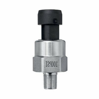 1/8'' NPT DC 100PSI Transducer Sensor Air +