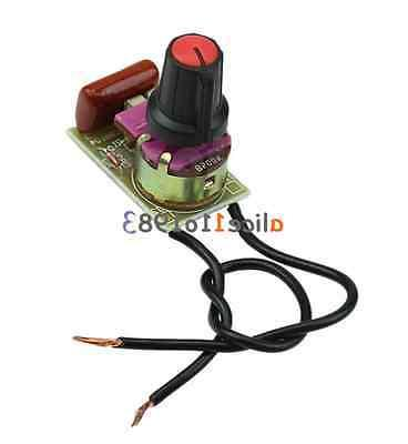 100w dimmer module with switch speed regulation
