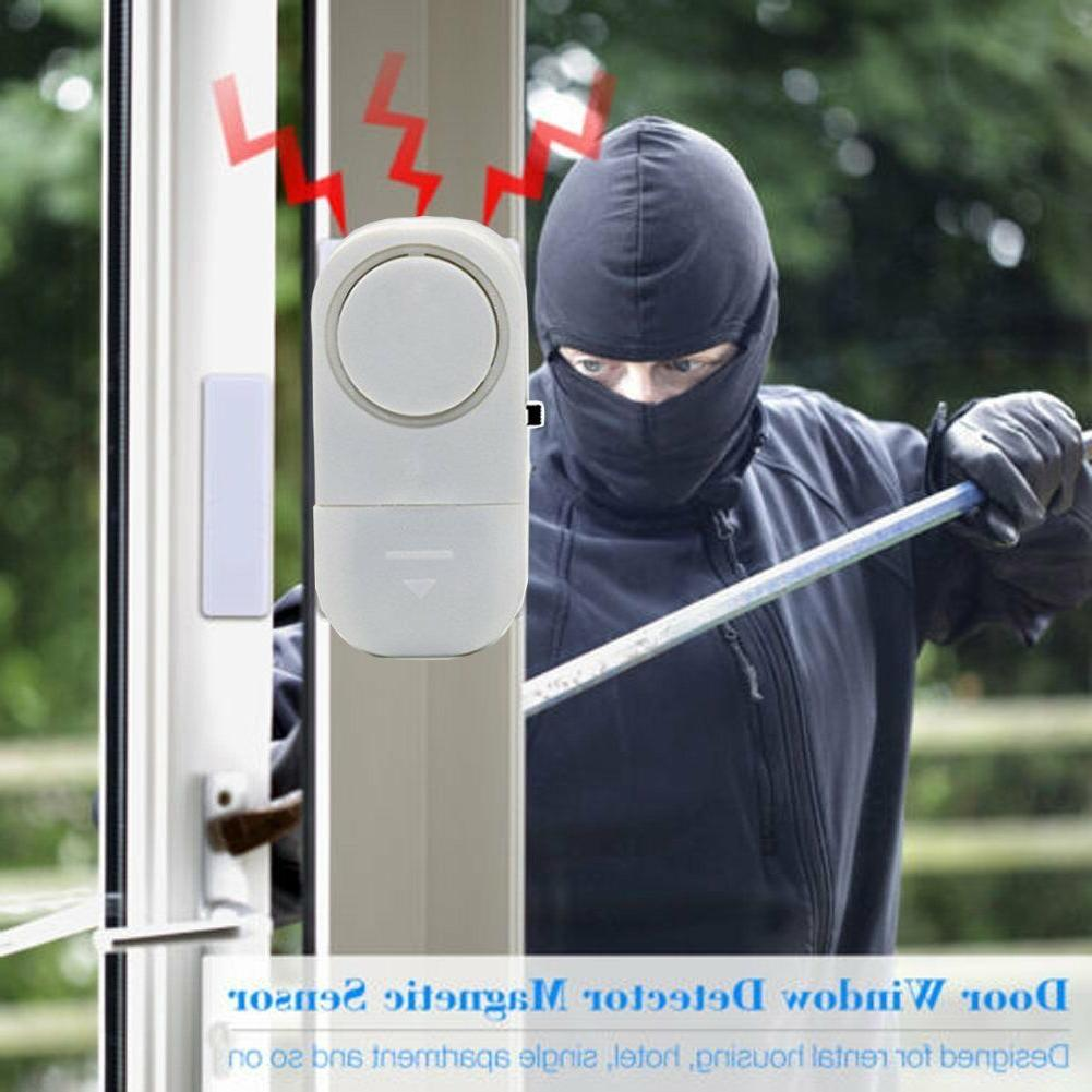 10X Door Security ALARM System