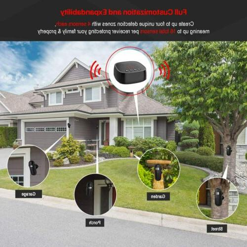 1byone 1000ft Wireless Alert System