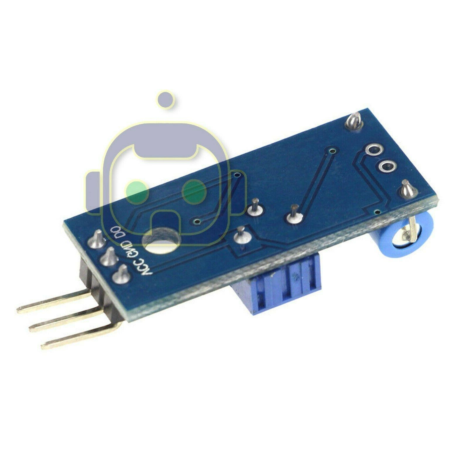 3.3-5V Motion Tilt Alarm Module for