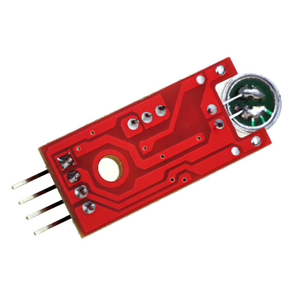 3X Sensor AVR High Sensitivity Detection for