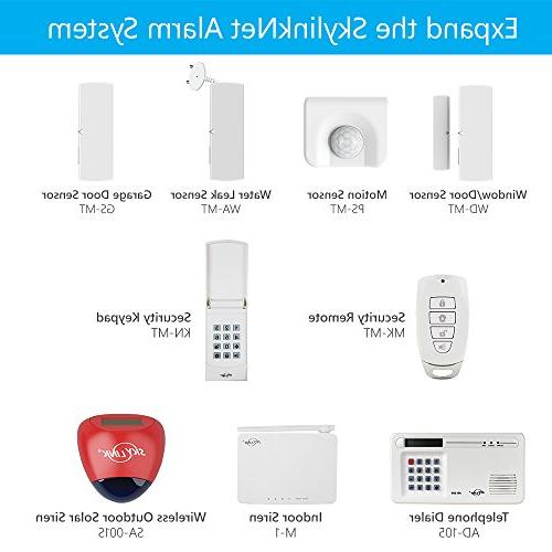 MK-MT Skylink Security Keychain Remote Security Home Arm Home Security System