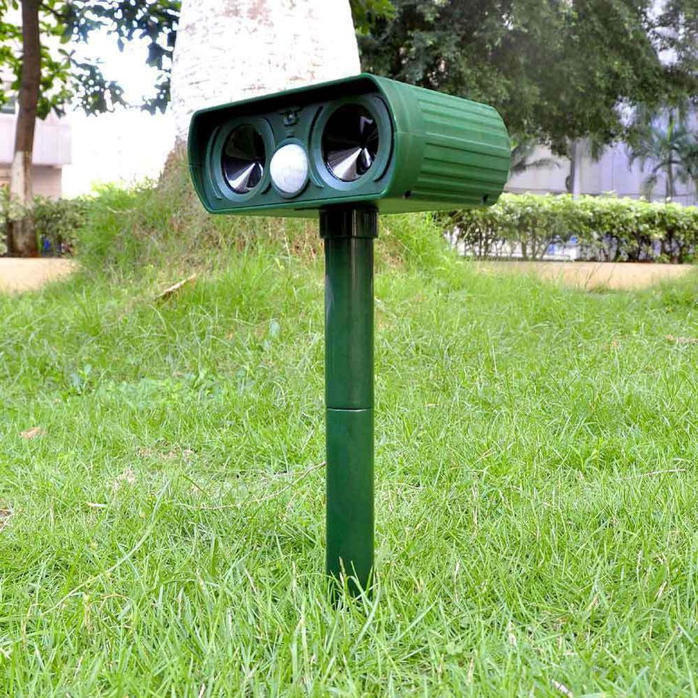Animal Repeller Powered Outdoor