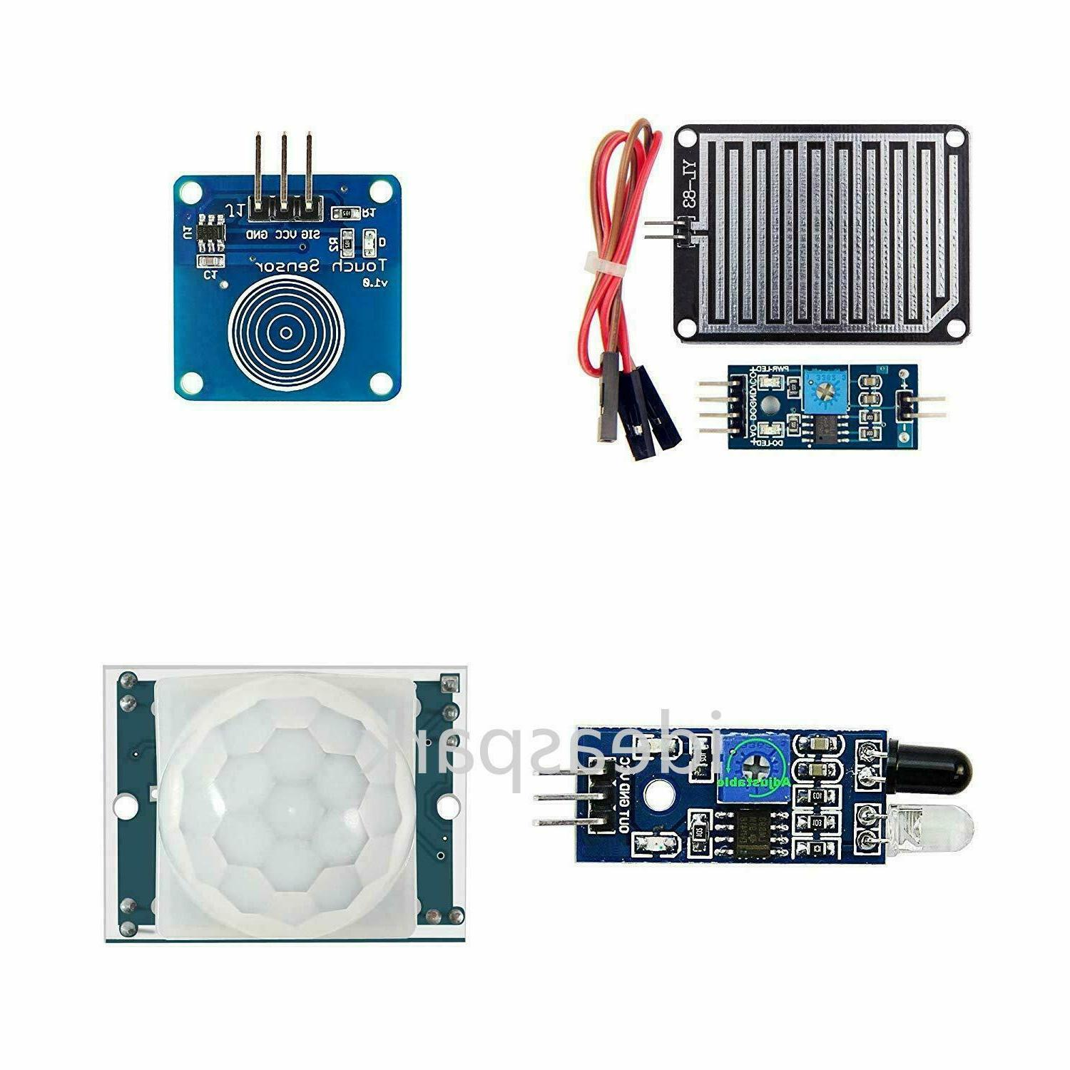 Arduino 22 1 Sensor Modules UNO
