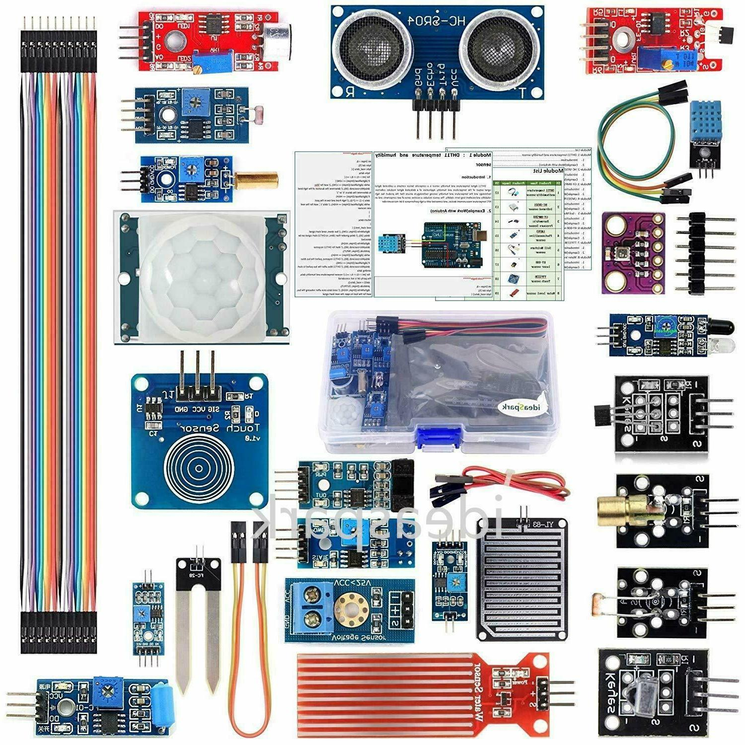 arduino kit 22 in 1 sensor modules