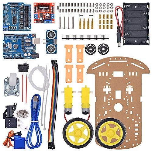 VKmaker New Motor Chassis module with tutorial