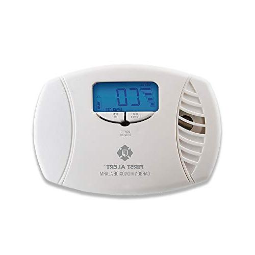co615 plug carbon monoxide alarm