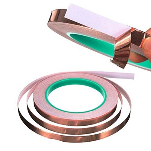 4 Pack Copper Foil Tape,Conductive Adhesive for